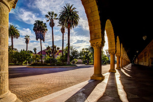 Stanford University. Photo by Robbie Shade.