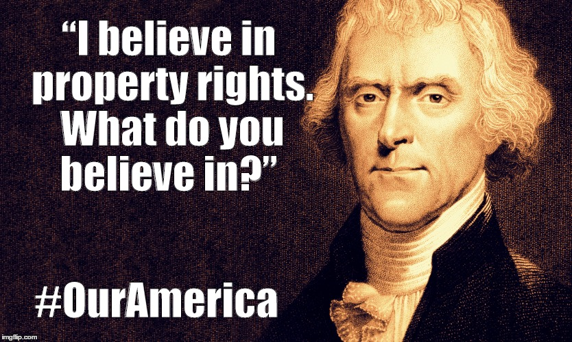 Thomas Jefferson #OurAmerica