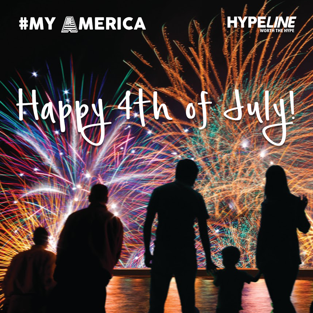 #MyAmerica 4th of July