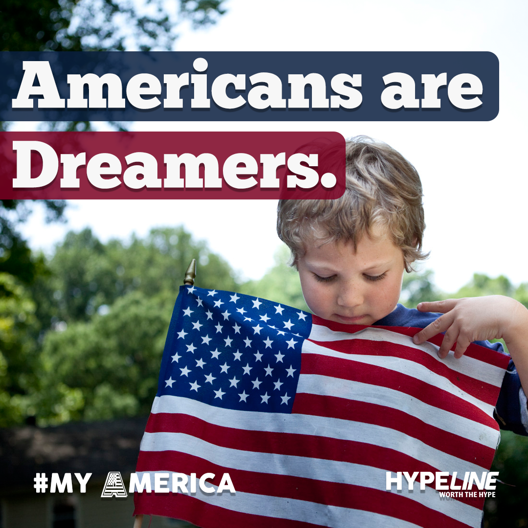 #MyAmerica Dream