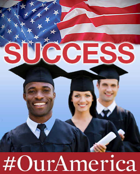 #OurAmerica Education Success