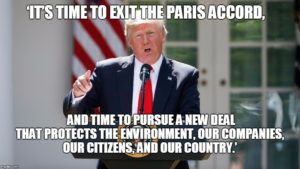 Image result for trump paris un climate