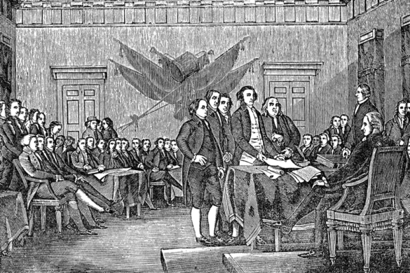Declaration of Independence Founding Fathers