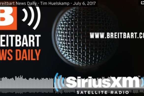 Tim on Breitbart July 6 2017
