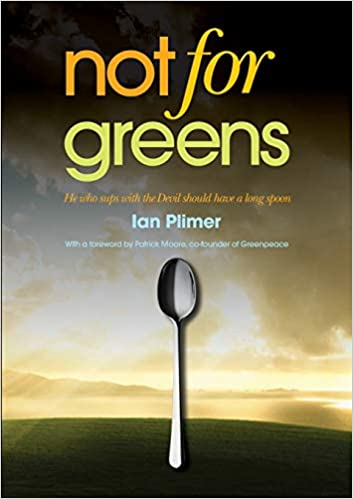 Not for Greens book cover